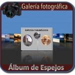 Album fotografico de espejos