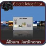 Album fotografico de jardineras