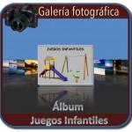 Album fotografico de juegos infantiles