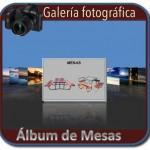 Album fotografico de mesas