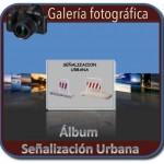 Album fotografico de señalizacion urbana