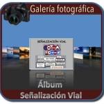 Album fotografico de señalizacion vial