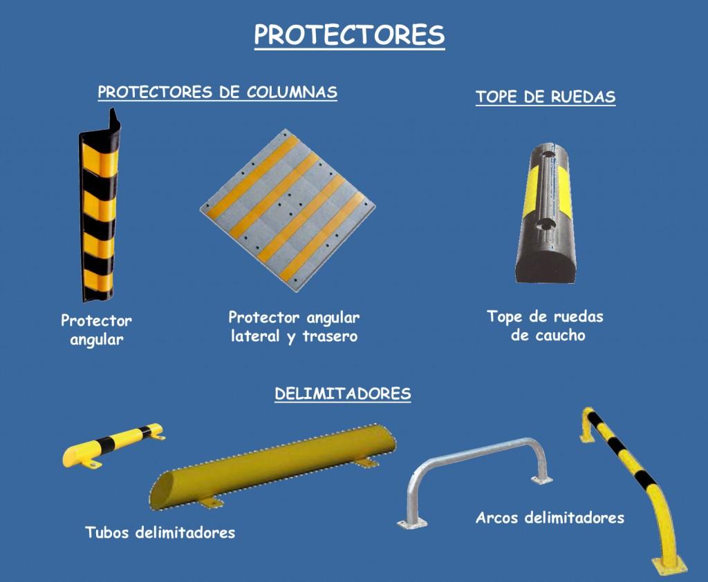 Protectores de garaje