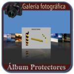 album fotografico protectores
