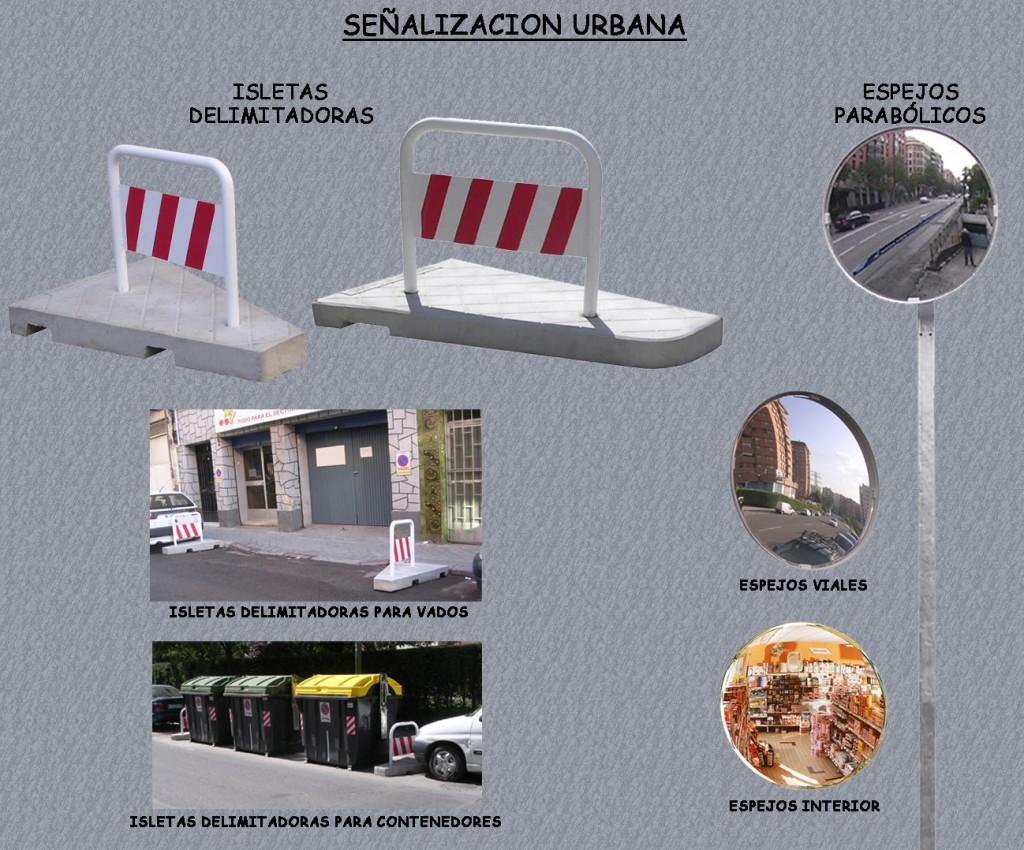 señalizacion urbana