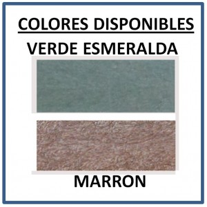 colores disponibles