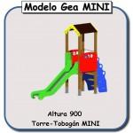 miniparque modelo Gea mini