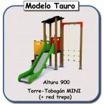 Miniparque modelo Tauro