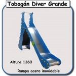 tobogan diver grande