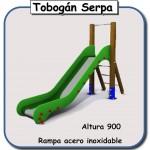 tobogan Serpa
