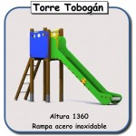 torre tobogan
